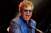 Elton John Tickets at scotia bank arena  558 km