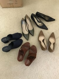 women's assorted pairs of shoes Lithonia, 30058
