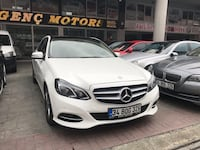2014 Mercedes e250 cdı 4 matic 8403 km