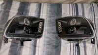 2006 Ford Mustang BLACK- Axial LED Halo projector lights brand new Baltimore, 21207