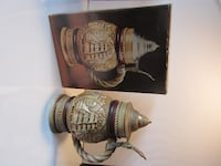 Vintage Ceramic Stein: Tall Ships theme. Catharpin