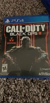 Sony ps4 call of duty black ops 3 Greenbelt, 20770