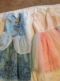 Toddler size small Cinderella and spring dress Manassas Park, 20111