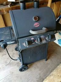 black Char-Broil gas grill Greene County, 65619