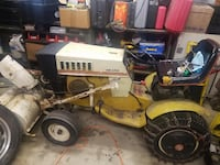 Tractor Snowblower 1973 Sears H12 Suburban Winthrop Harbor