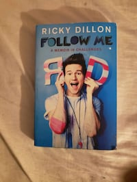 Follow Me by Ricky Dillon