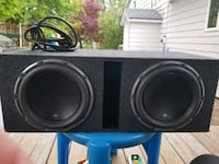 JL sub box for 2 12 subs Billerica, 01821