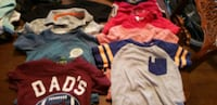 Boy clothing  12-18 months. 24 pieces of clothing.