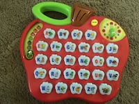 Vtech alphabet apple  Howell Township