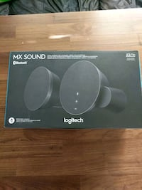 Logitech wireless Bluetooth speakers Langley, V2Y 2Z8