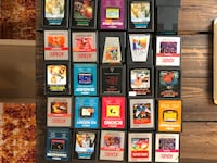 Atari 2600 Collection Edmonton, T6J 2X8