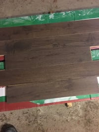 $0.80 cents per square foot of 3 1/2 by 3/4 solid oak hardwood 200sq'