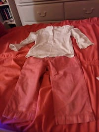 two red and white long sleeve shirts Jacksonville, 32225