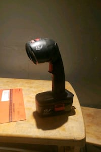 black and red cordless impact wrench Union City, 07087