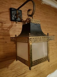Asian vintage antique wall sconce fixture light lamp Wantagh, 11793