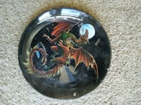 A plate with Dragon sealed in it  Topeka, 66604