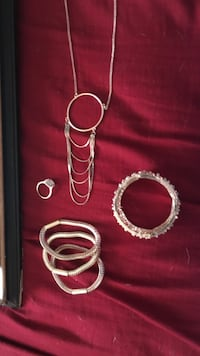 Rose gold jewelry set  San Tan Valley, 85140