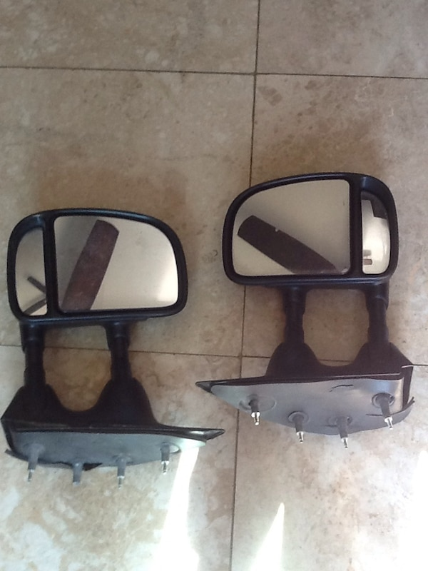 Ford side mirrors