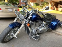 2007 Honda VTX 1300 Chicago, 60641