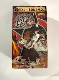 2010 Press Pass 8-Seconds Professional Bull Riding Trading Cards (Sealed Blaster Box)  Roseville, 48066