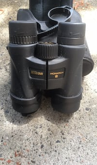 Nikon monarch 5 10x42 water proof  Langley, V3A 7E9