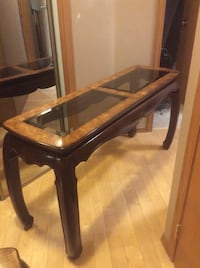 Coffee table, end table & sofa table
