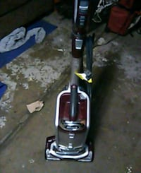 black and gray upright vacuum cleaner Stockton, 95206