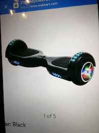 Bluetooth hoverboard flashing lights  Oak Point, 75068