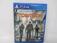 The Division ps4 Warwick, 02889