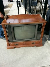 """RCA Colotrac system 27"""" FLOOR CONSOLE TV Chicago, 60653"""