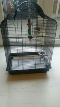 black metal bird cage Greater Manchester, SK4 1BE