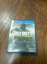 COD Infinite Warfare PS4 Winnipeg, R2C 4P7