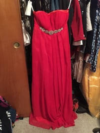 Red Dress New with Tags