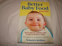 Baby Food (Recipe Book) & Nutrition Tips Kitchener, ON, Canada
