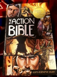The action bible London, N5Y 3C5