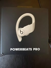 NEW Powerbeats Pro Ivory Coquitlam, V3K 6Z1