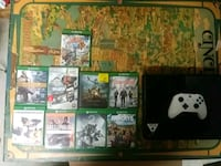 Xbox one with games Amelia, 45102