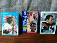 Small amount of assorted baseball trading cards Baltimore, 21201