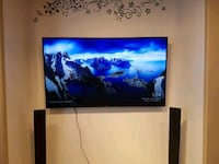 4K TV new condition Chestermere, T1X 1S5