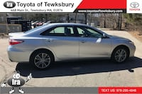 2017 Toyota Camry SE**TOYOTA CERTIFIED!!**