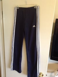 Adidas NAVY BLUE PANT SIZE SMALL-MINT CONDITION  Barrie, L4M 2A9