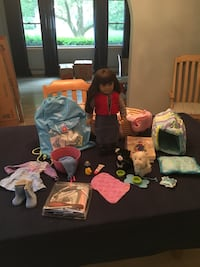 American Girl Doll and Extra Accessories in excellent condition  Smithtown, 11787