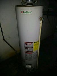 white Lochinvar water heater Pontiac, 48342