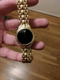 14K Movado watch. $2300 retail Portland, 97202