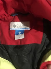 Columbia Red fall/winter jacket Edmonton, T5T 2Z6