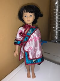 "Doll 12"" Unimax 1993 Jessup, 20794"