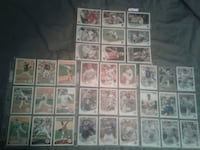 MLB Baseball Cards. (86 Total) Temple, 19560
