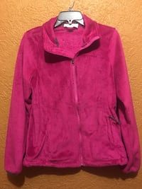 Fuschia Zip Up Muskegon