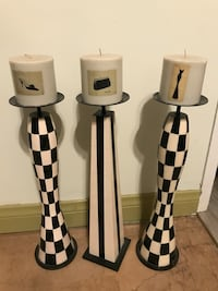 See all pictures please/8 piece Paris home decor stunning Bakersfield, 93308