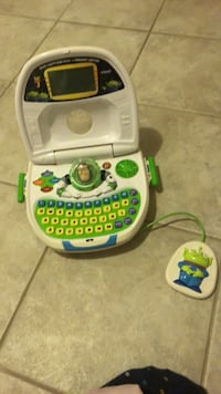 Excellent toy vtech buzz light year phonics toy includes batteries! Laval, H7Y 2C1
